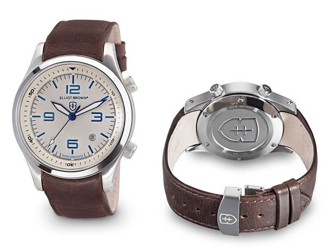 Elliot Brown watches - available at Originals, Odiham