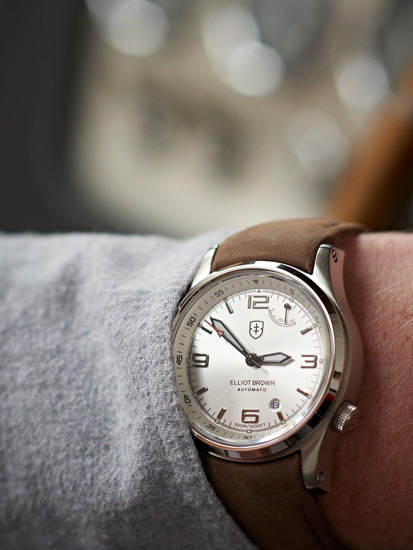 Elliot Brown Watches from Originals, Odiham