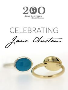 Jane Austen's Turquoise Ring available from Originals, Odiham